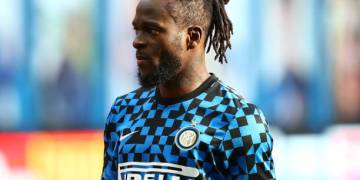 Moses ruled out of Inter vs Bologna clash with muscle injury - Latest Sports News In Nigeria
