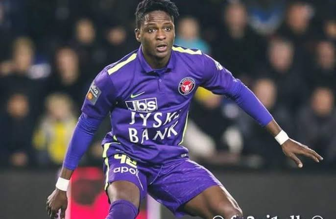 David Babajide targets Super Eagles debut under Gernot Rohr - Latest Sports News In Nigeria