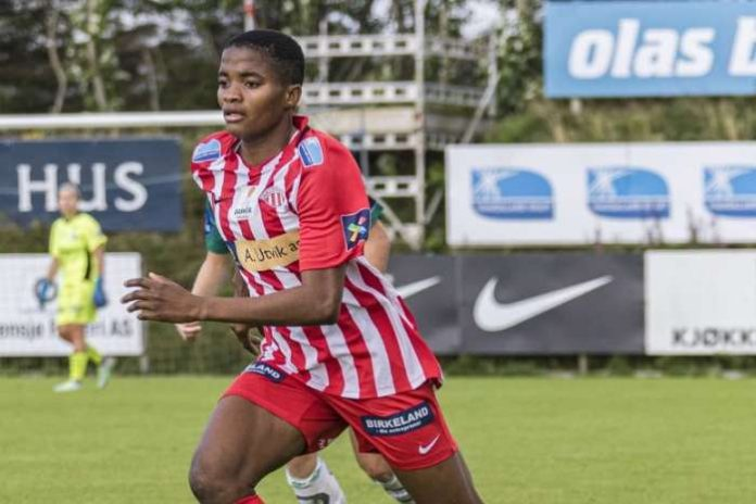 Ajibade opens new season with a bang in Norway - Latest Sports News In Nigeria