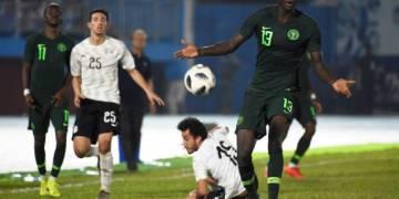 Super Eagles striker Paul Onuachu tests positive for the coronavirus - Latest Sports News In Nigeria