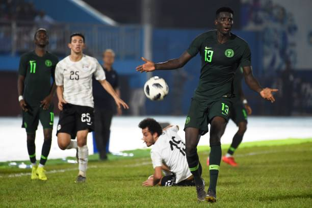 Super Eagles striker Paul Onuachu tests positive for the coronavirus - Latest Sports News In Nigeria