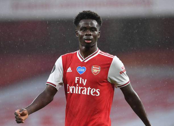 Ikpeba urges Rohr to invite Bukayo Saka to the Super Eagles - Latest Sports News In Nigeria