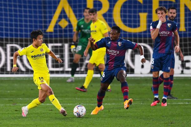 Nwakali makes La Liga debut against Chukwueze's Villarreal