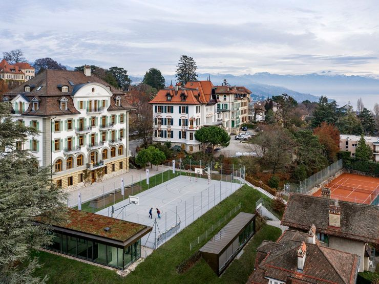 Our School | International Boarding School in Switzerland