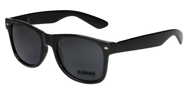 Nerd Sonnenbrille Wayfarer Stil