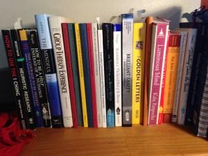 Contemplative Psychotherapy bookshelf