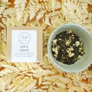 Jade & Jasmine tea single use