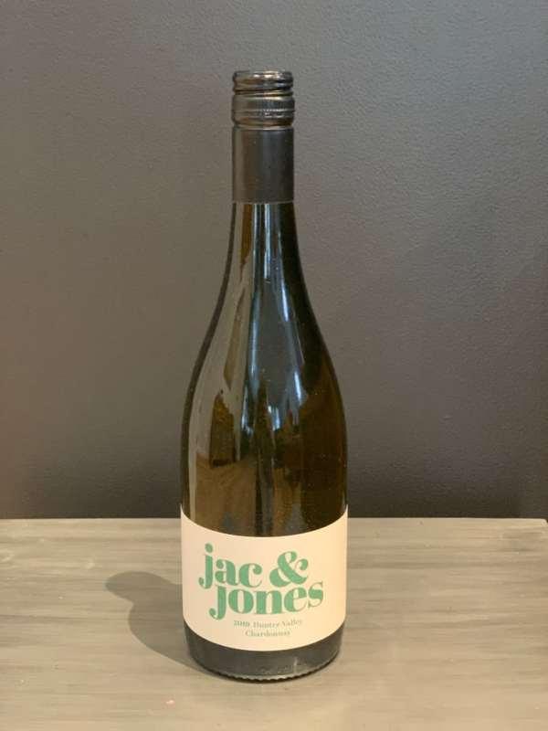 Jac & Jones 2019 Hunter Valley Chardonnay