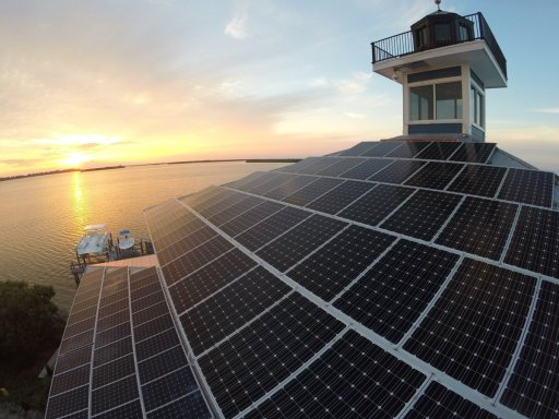 Solar Tampa Bay Watch