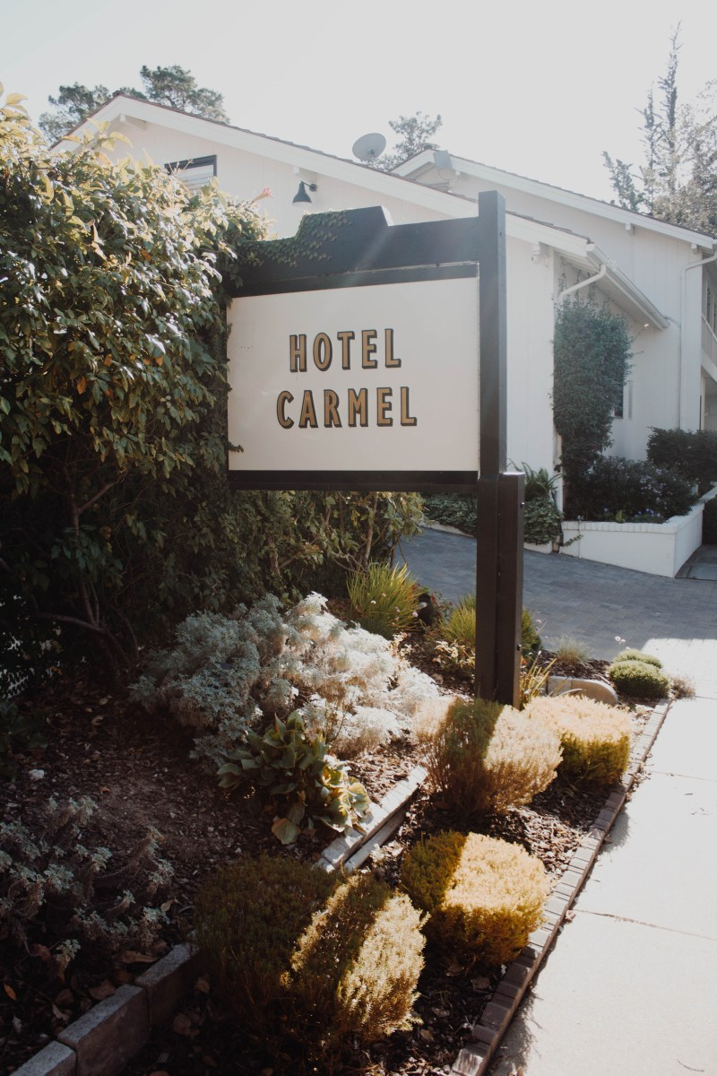 Favorite Romantic Getaways Part 1: Carmel-by-the-sea