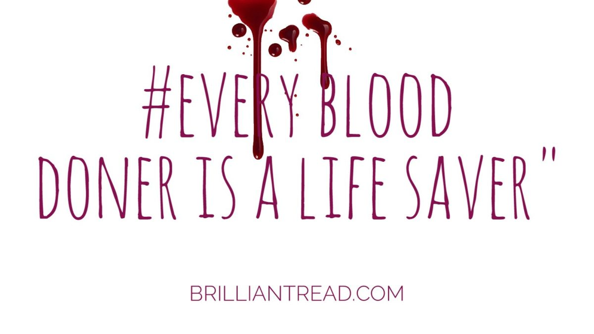 Blood donation quotes