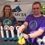 Catawba Brewing co. of Morganton, NC