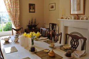 dinning room brimford shrewsbury