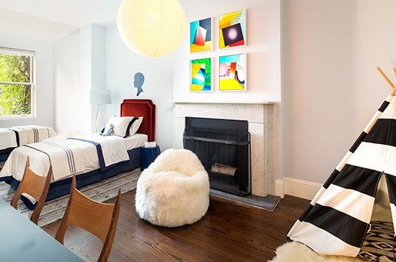 bedroom Brokers: Fredrik Eklund and John Gomes of Douglas Elliman; Photographer: Evan Joseph