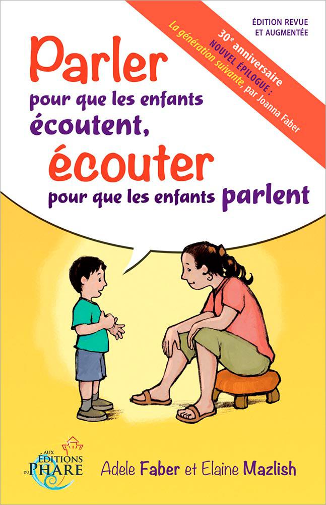 livre parler pour que les enfants ecoutent
