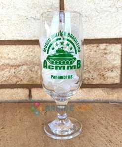 Taças de Vidro Personalizadas de Cerveja Floripa 300ml 9