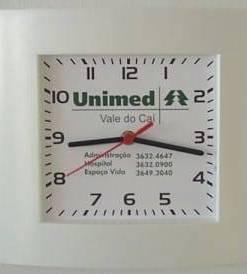 Relógio de Parede Personalizado Social 1
