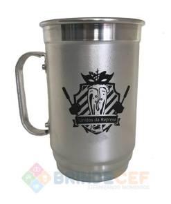 Canecas de Alumínio Personalizadas 500 ml 4
