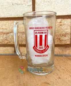 Canecas de Vidro Para Cerveja Personalizadas 383mL Manhattan 2