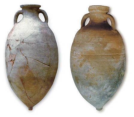 Risultati immagini per olio antica roma anfore