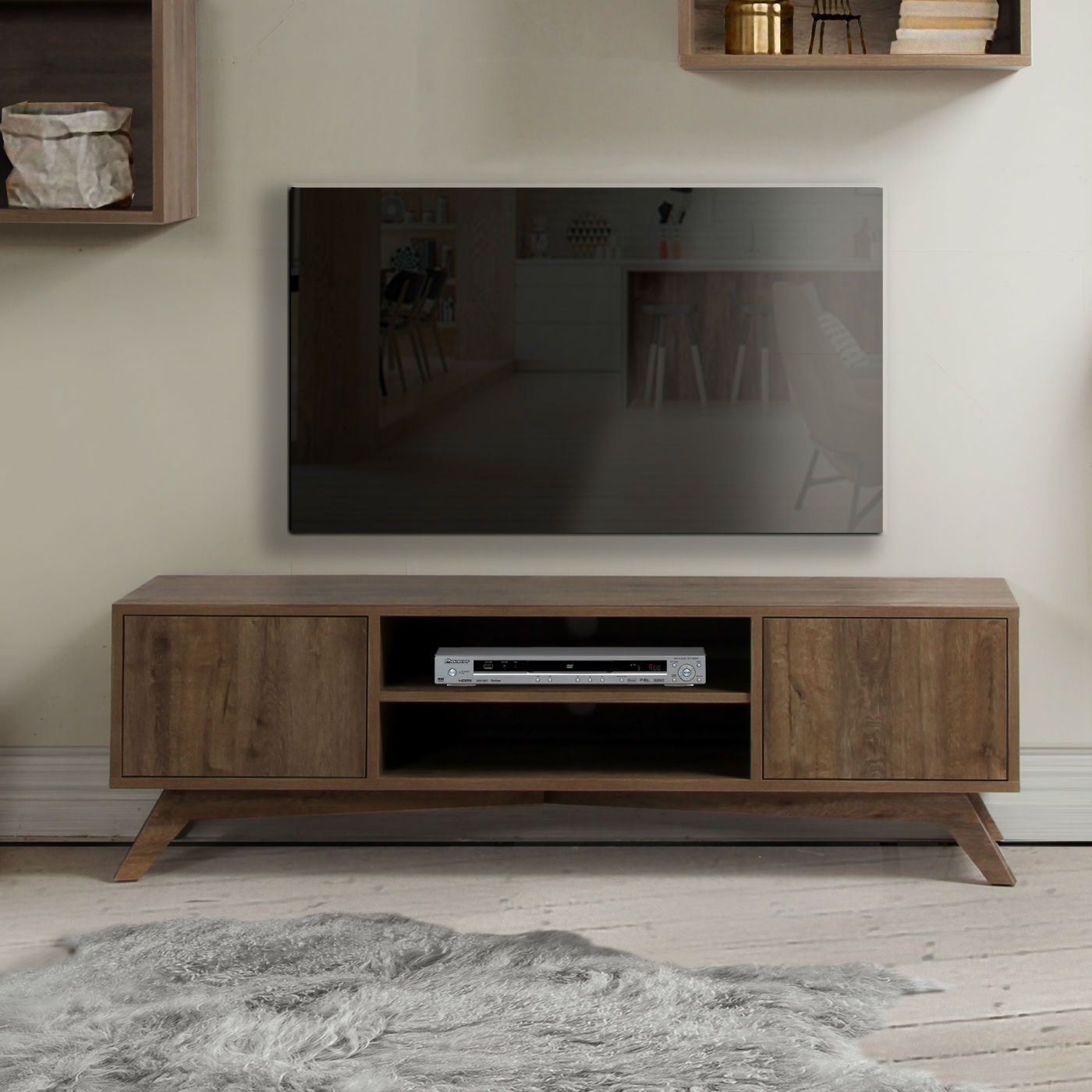 Meuble TV Design Scandinave Brin DOuest