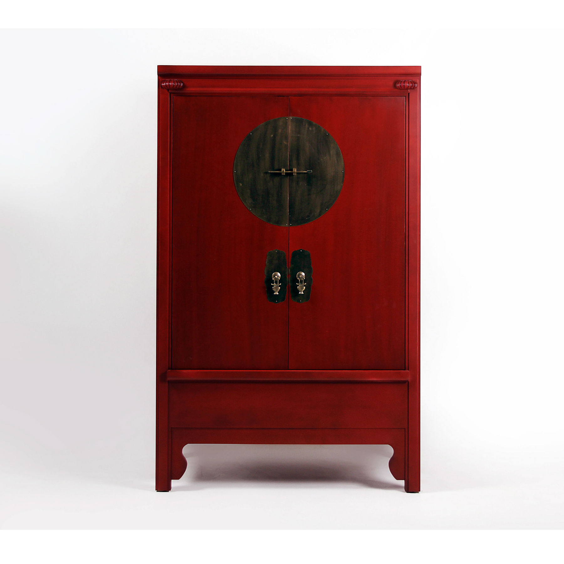 Armoire Chinoise Rouge Brin DOuest
