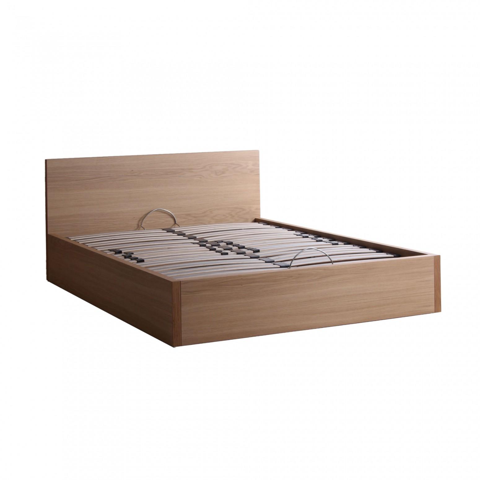 lit coffre avec sommier 140 190 ou 160 200