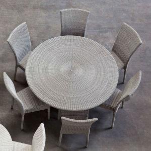 table veranda tables en rotin resine