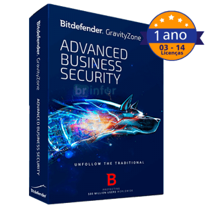 bitdefender advanced business security 1 ano