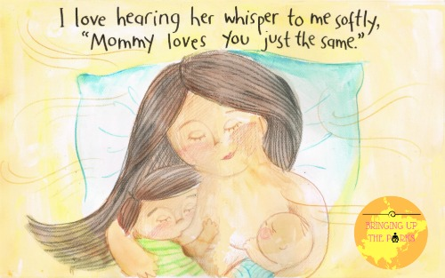 Mommy Loves You Just the Same