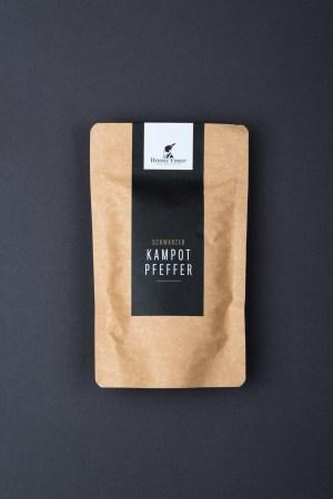 Schwarzer Kampot Pfeffer Hennes Finest Produktbild 1