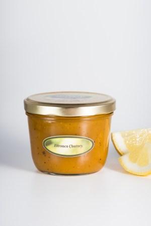 Zitronen Chutney Machumo Produktbild 1
