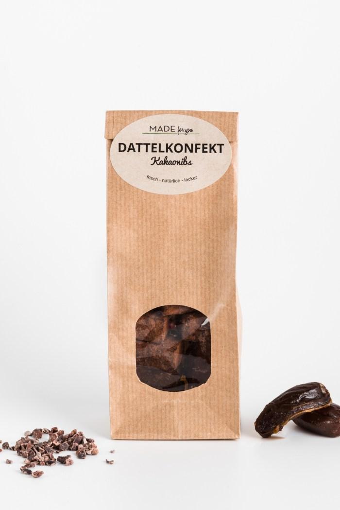 Dattelkonfekt Made for you Produktbild 1