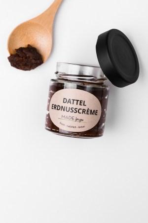 Dattel Erdnusscrème Made for you Produktbild 2