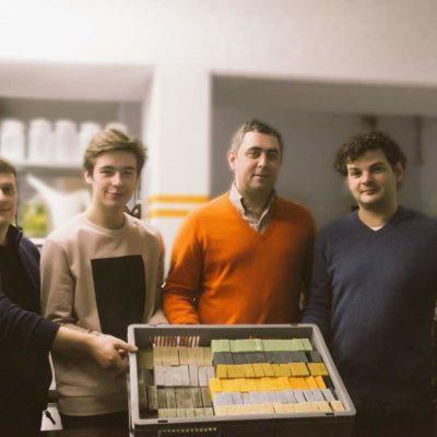 Valloloko Team mit Seife Maker