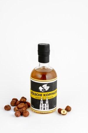 Haselnuss Spirituose von Kölsche Kopfnuss Produktbild