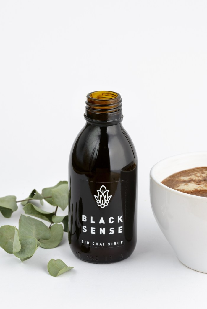 Chai Sirup Black Sense Produktbild 2