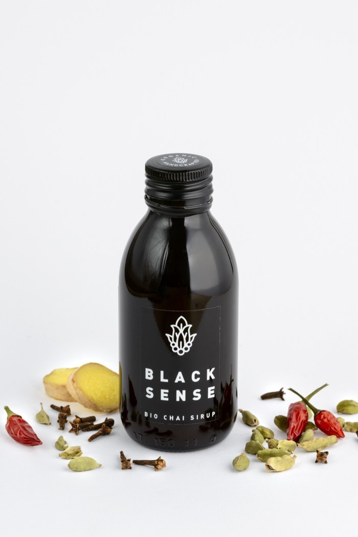 Chai Sirup Black Sense Produktbild 1