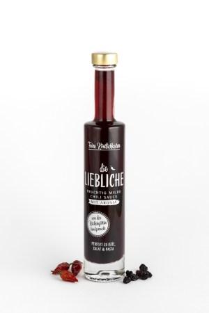 Chilisauce mit Aronia Feine Köstlichkeiten Produktbild 1