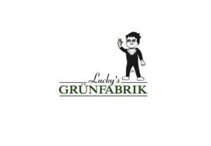 luckys grünfabrik Logo