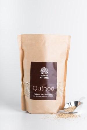 Quinoa Mudda Natur Produktbild 2