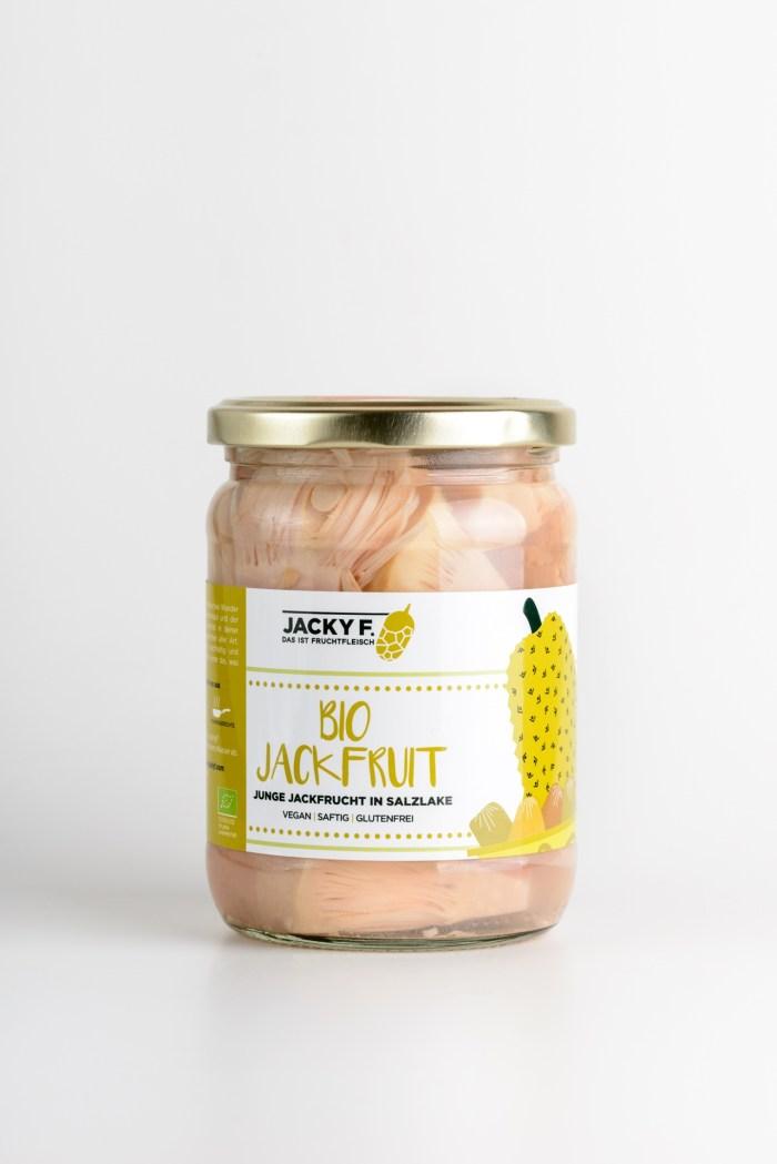 Jackfruit in Salzlake Jacky F Produktbild 1