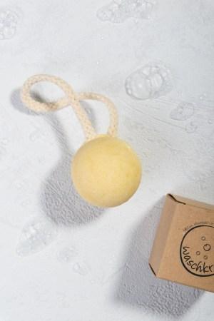 Natürlich festes Shampoo von Waschkram Produktbild 2