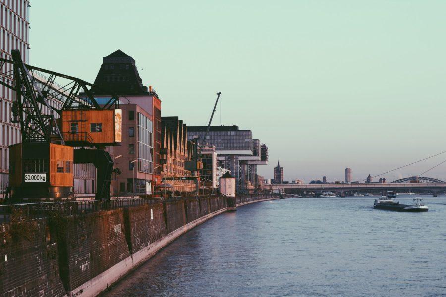 Köln Kranhäufer Südstadt Foto von Leon Shefi auf Unsplash