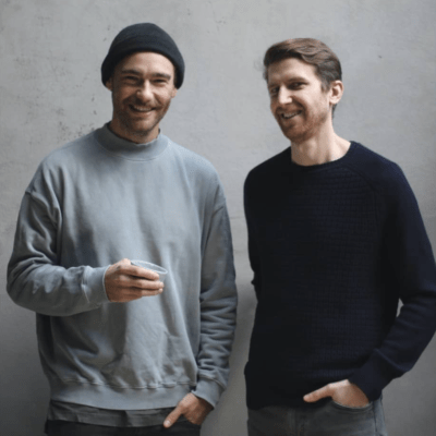Johannes und Hannes von Maillard Köln Team Maker