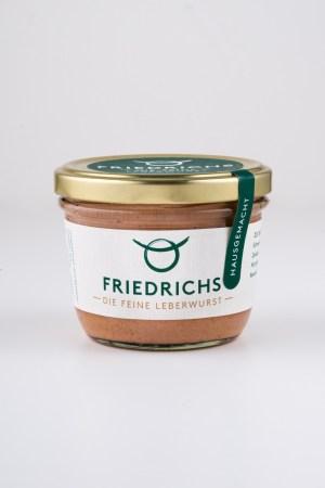 Leberwurst Metzgerei Friedrichs Produktbild 1