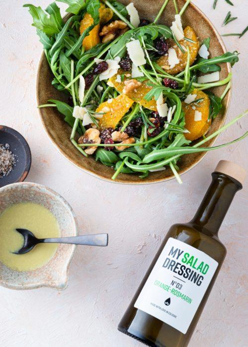 Fruchtiger Orangen Salat Rezept