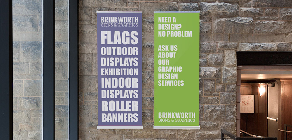 Custom Vinyl Banner Printer Malmesbury Wiltshire