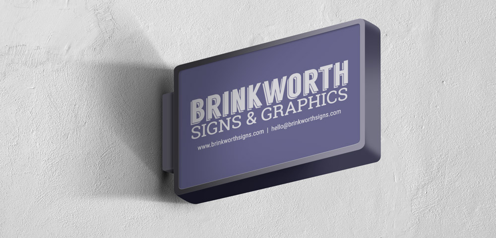 Business Signs Company Swindon