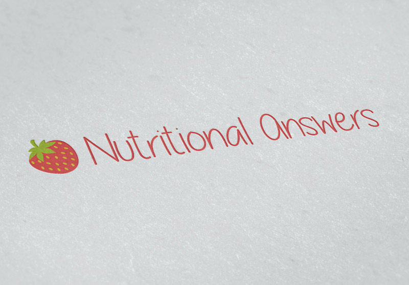 Nutritional Answers Logo Design